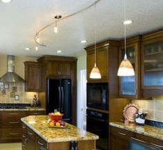 Flexible track lighting vaulted ceiling http hampton bay flexible track lighting in kitchen aloadofball Gallery