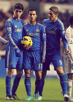 Oscar, Hazard, Torres Marry Me Now