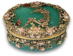 Snuff Box- Berlin, 1755