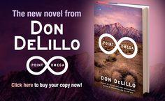 """Un testo fondamentale per l'apparato iniziale con cui si è lavorato a """"La vita umana sul pianeta Terra"""" è """"Point omega"""" di Don DeLillo, edito in Italia da Einaudi."""