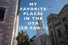 My Favorite Places i