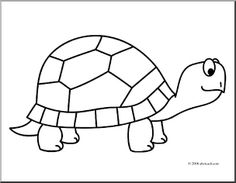 Animal coloring sheets pics of animals animals for Yertle the turtle coloring page
