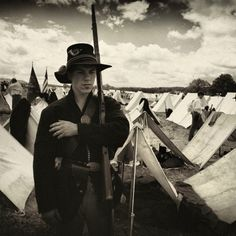 """From """"Gettysburg 150th: July 6, 2013"""" story by Buffy Andrews on Storify — http://storify.com/buffyandrews/gettysburg-150th-july-6-2013"""