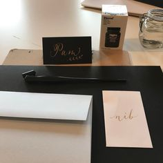 Great calligraphy morning with the lovely Judy Broad @jbcalligraphy - fun interesting and super tuition. The venue @themedicinegarden Cobham