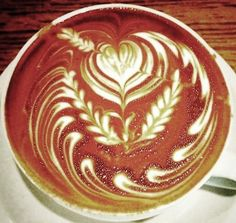.·:*¨¨*:·.Coffee ♥ Art.·:*¨¨*:·. Heart latte