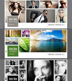 Designer Facebook Covers for Creative People | EntheosWeb