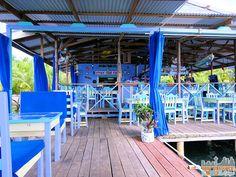 Panama - Cosmic Crab Restaurant