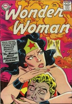 A cover gallery for the comic book Wonder Woman Dc Comic Books, Comic Book Covers, Comic Book Heroes, Comic Art, Dc Comics, Comics Story, Wonder Woman Comics, Wander Woman, Silver Age Comics