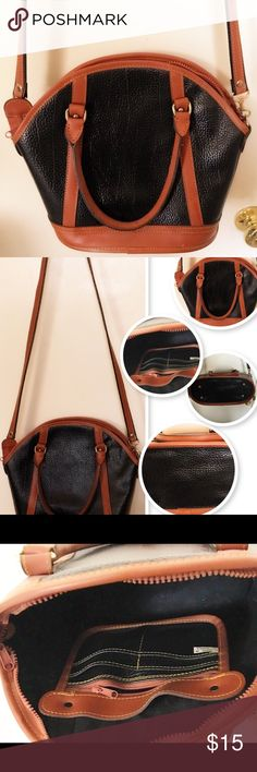JUST IN LIKE NEW SHOULD/ Satchel Handbag In excellent condition NWOT( new without tag ) Handbag with long shoulder strap.  Satchel style handbag.  Removable strap. Bags Shoulder Bags