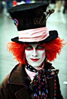 Mad Hatter! #GigSalad #Entertainment #Impersonators #AliceInWonderland