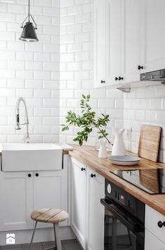 Kuchnia styl Skandynawski - zdjęcie od PINKMARTINI - Kuchnia - Styl Skandynawski - PINKMARTINI