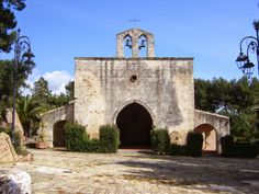 Travelogue Sardinia: Sestu: La chiesa campestre di San Gemiliano