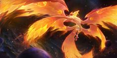 ArtStation - The Immortal Fire, Kudos Productions Mythical Creatures Art, Mythological Creatures, Magical Creatures, Fantasy Monster, Monster Art, Fantasy Dragon, Dragon Art, Fire Dragon, Creature Concept Art