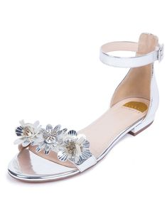 af3c284534dc Darcy Floral Ankle Strap Sandal. Ankle Strap SandalsAnkle StrapsBlack  SandalsShoe ShowFashion ShoesFootwearFloralBootsLeather