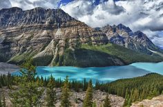 A Peyto Lake Moment by Jeff Clow on 500px