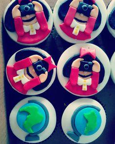 Começando a semana com a Mafalda!  #cupcakes #mafalda by cozinhadamanu