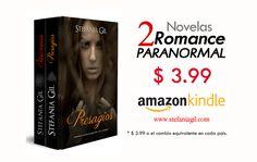 Pack-> Lleva 2 Novelas de Romance Paranormal por solo 3.99 #KindleUnlimited #Kindle