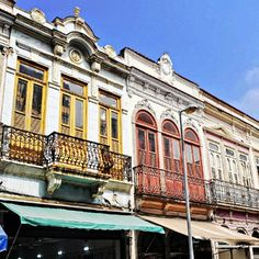 Ruas do SAARA. SAARA streets. Rio de Janeiro.