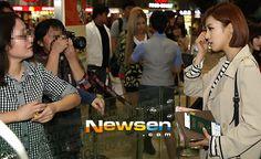 T-ara's airport fashion ~ Daily K Pop News