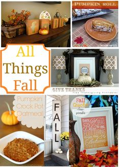 All Things Fall
