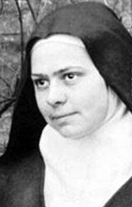 Blessed Elizabeth of the Trinity: She could be stubborn and angry and spiritually dry. God still loved her.