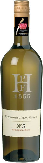 2012 Hermanuspietersfontein No5 Sauvignon Blanc scores 83 points and 5 stars in value. #wine #SouthAfrica