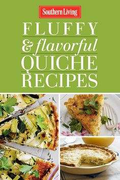 Fluffy & Flavorful Quiche Recipes: Perfect for a Mother's Day Brunch