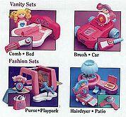 1980s Sweet Secrets Toys