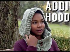 Addi Express King: Hooded Cowl - YouTube