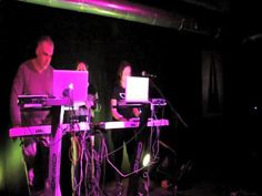 live A/V Performance - Mesmerize me + Watch your six by Controlled Disorder