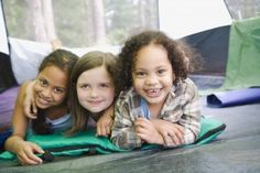 Happy Camper (and Counselor): The Benefits of Summer Camp. Written by a Girl Scouts of Maine Alum