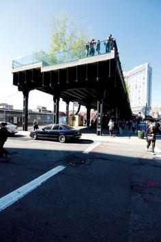 The High Line, New York | Groenblauwe netwerken