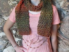 Hey, I found this really awesome Etsy listing at https://www.etsy.com/listing/219305037/autumn-crochet-scarf-necklace