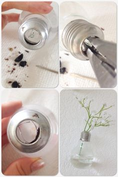 how to demolish a lamp
