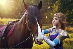 The Legend of Zelda cosplay by RubeeAmadare.deviantart.com on @deviantART
