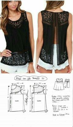 Amazing Sewing Patterns Clone Your Clothes Ideas. Enchanting Sewing Patterns Clone Your Clothes Ideas. Lace Patterns, Dress Sewing Patterns, Clothing Patterns, Pattern Sewing, Sewing Lace, Sewing Ideas, Fashion Sewing, Diy Fashion, Fashion Outfits