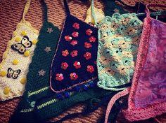 Crotchet for summer bright happy & sexy! @cathyjanedesigns  #nzfashion  #nzfashionblogger  #newzealandartist  #crochetbikini  #sequin #swimsuit