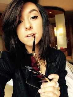Christina Grimmie, 20 Grimmie, who has more than 2 million subscribers on YouTube, opened for Selena Gomez on tour. Description from pinterest.com. I searched for this on bing.com/images