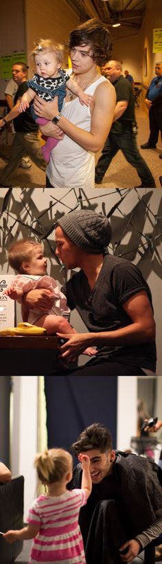Lux <3 the pic with zayn tho omg