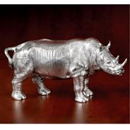 Sterling Silver Sculptures