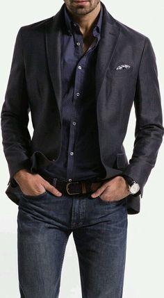 best Ideas for moda hombre casual stylish men internet Sharp Dressed Man, Well Dressed Men, Fashion Mode, Fashion Outfits, Style Fashion, Fashion Blogs, Classy Fashion, Fashion Photo, Trendy Fashion