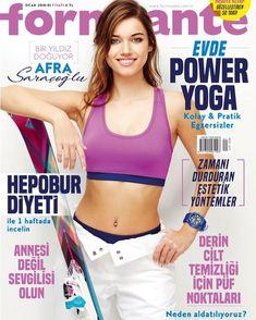 2018'in ilk sayısı bayilerde... Bu ayki kapak röportajımız genç ve güzel oyuncu @afrasaracoglu ile! Ayrıca egzersizden diyete, psikolojiden…