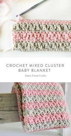 fcdd58142b13ef Daisy Farm Crafts. Baby BlanketsCrochet ...