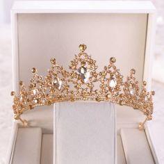 Quinceanera Tiaras, Charro Quinceanera Dresses, Quinceanera Party, Prom Party, Prom Dresses, Bridal Crown, Bridal Tiara, Mary's Bridal, Baby Tiara