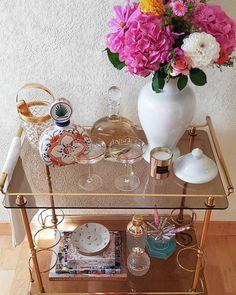 Bar Cart Styling, Birthdays, Wine, Lifestyle, Instagram, Home Decor, Anniversaries, Birthday, Interior Design