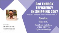 Maritime Shipping Events UK: Energy Efficiency in Shipping Conference For more information, please contact us 207 1129 183 Kensington London, Voucher Code, Energy Efficiency, Conference, Third, Coding, Events, Live, Books