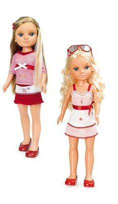 Nancy Bow Fashion Set Stylish: tenis. #Nancy #dolls #muñecas #poupeés #juguetes #toys #bonecas #bambole #ToyStore