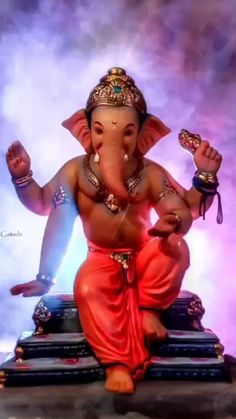 Ganesh Chaturthi Status, Happy Ganesh Chaturthi Images, Hanuman Ji Wallpapers, Shiva Lord Wallpapers, Shri Ganesh Images, Ganesha Pictures, Baby Ganesha, Lord Ganesha, Lion King Video