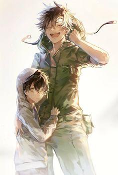 Seto is happi hahah Kagerou Project, Character Design, Anime Boy, Kawaii, Animes To Watch, Anime Child, Seto, Fan Art, Manga