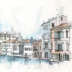 Simone Ridyard (@simoneridyard) в Instagram: #Venice #aquarell #art #painting #watercolor #watercolour #sketch #paint #drawing #sketching #sketchbook #travelbook #archisketcher #sketchaday #sketchwalker #sketchcollector #artjournal #traveldiary #topcreator #usk #urbansketch #urbansketchers #скетчбук #скетч #скетчинг #pleinair #aquarelle #watercolorsketch #usk #architecture #painting #illustration